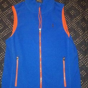 Boys 14-16 Ralph Lauren Vest